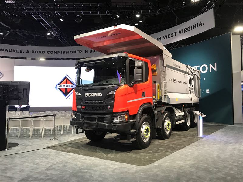 North American Commercial Vehicles