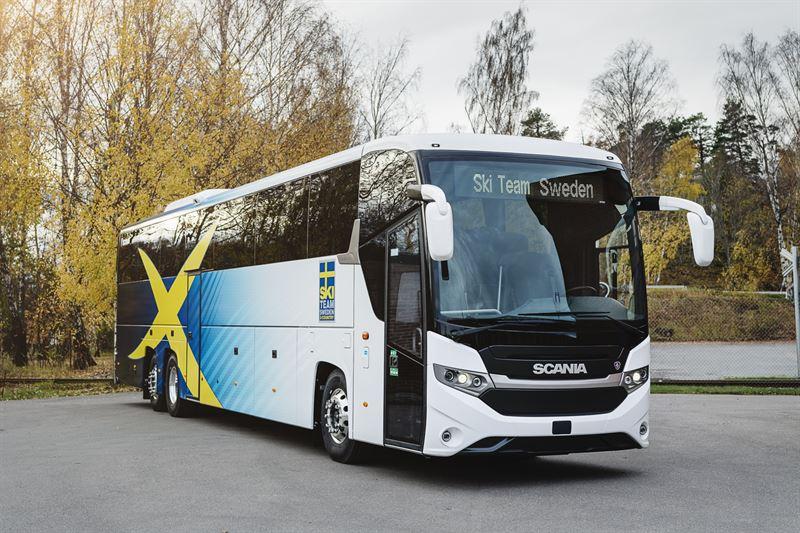 Scania Ski Bus 1