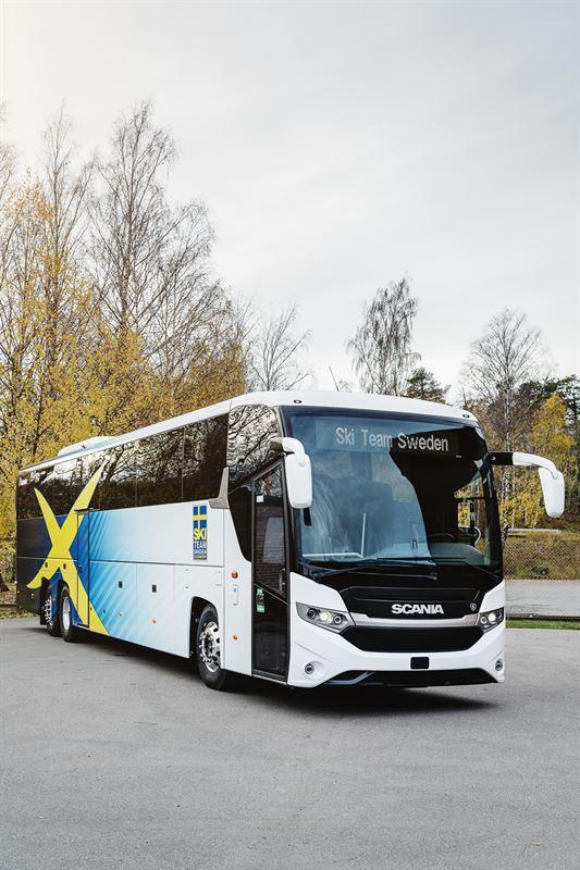 Scania Ski Bus 2