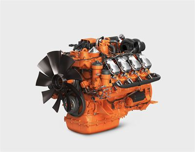 Scania offers industrial engines for alternative fuels - Scania