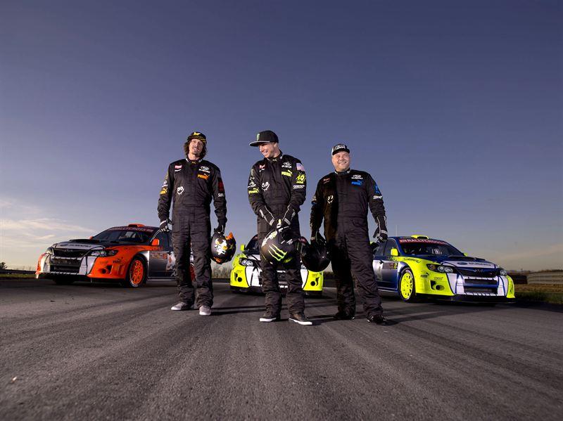 Subaru PUMA Rallycross Team - PUMA North America Inc