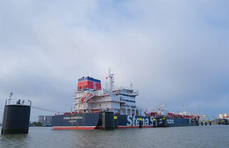 MR Tanker Stena Immortal