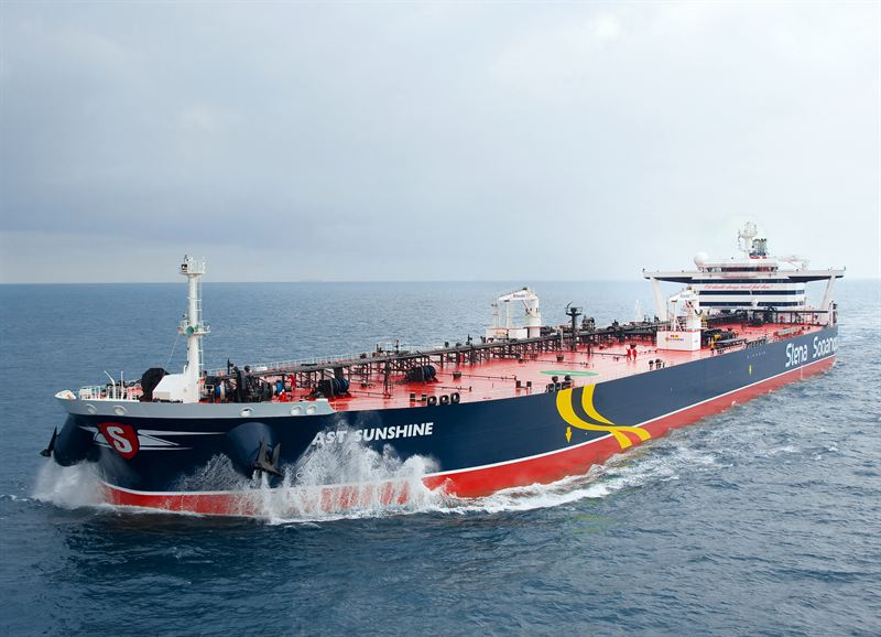 New Ship Naming Ceremonies In South Korea Stena Bulk
