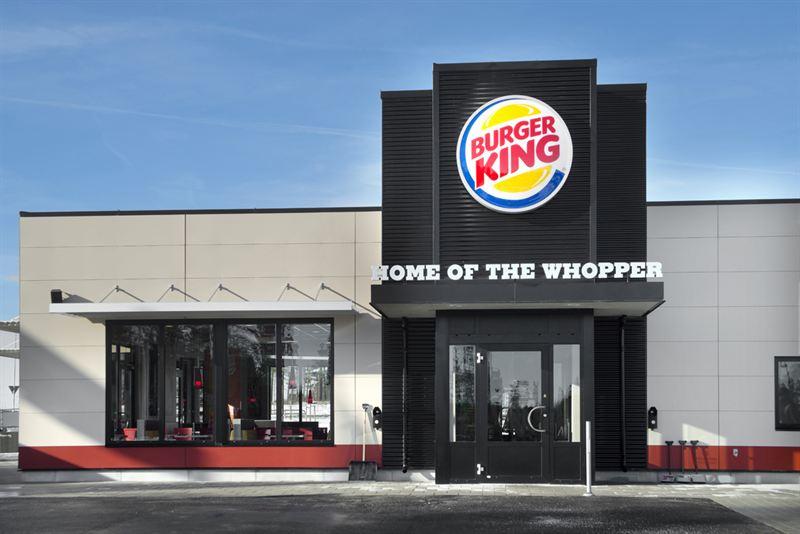 Burger king restauranger sverige