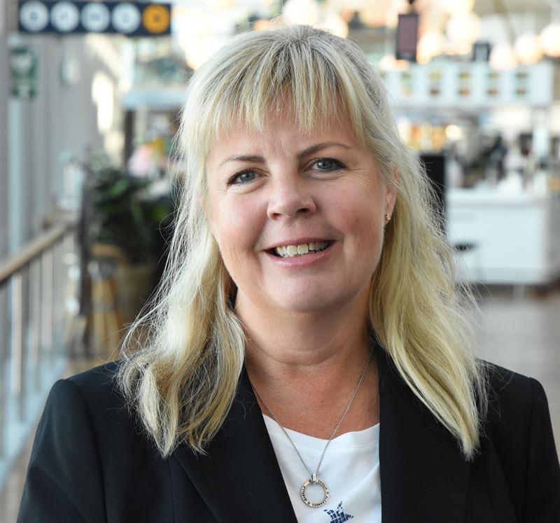 Ulrika Fager kommunikationschef Preem
