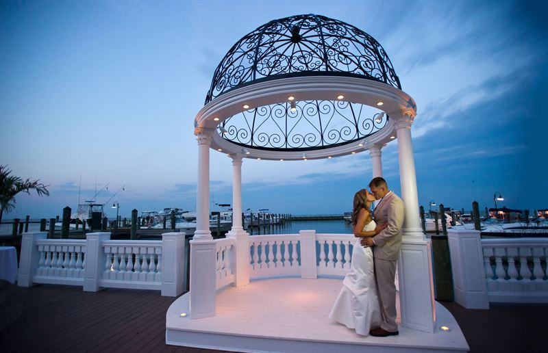 Chesapeake Beach Resort Spa Hosts Fourth Annual Waterfront Bridal Show
