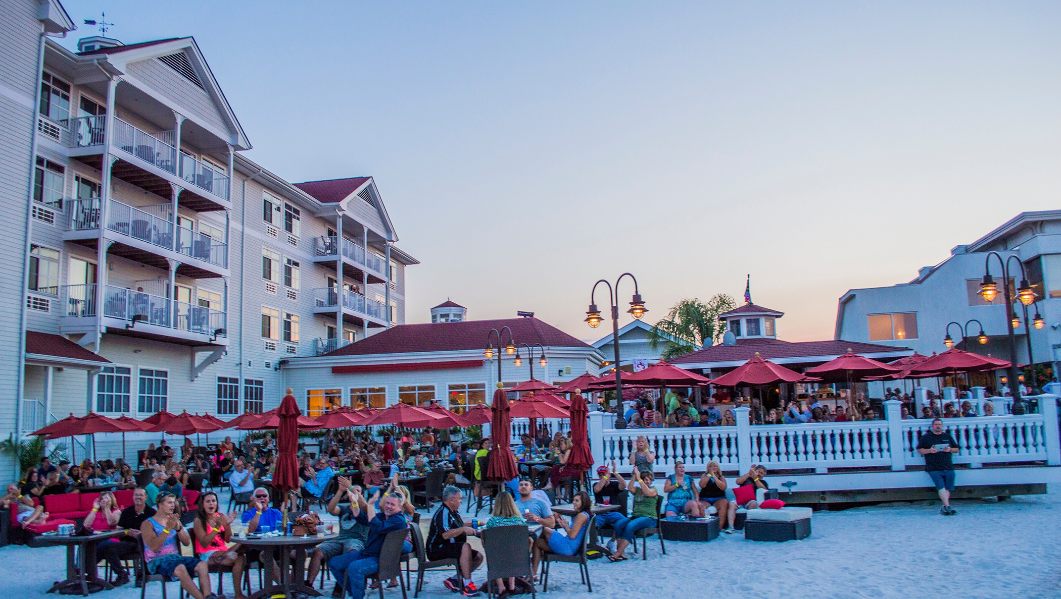 Chesapeake Beach Resort Spa Announces New Front Venue
