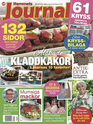 3aff7ac31efe Tidningen Hemmets Journal presenterar i sommar en intervjuserie med  partiledarna för alla de åtta riksdagspartierna. Göran Hägglund,  partiledare för ...