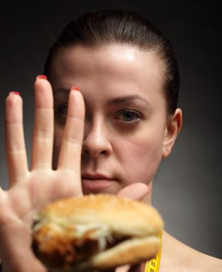 Say No to Junk food - Dian Griesel Inc