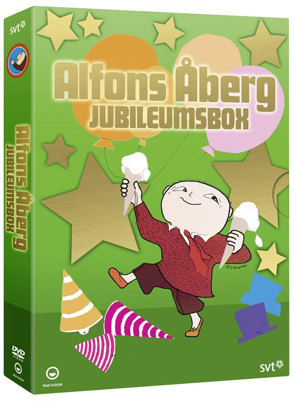 alfons åberg fyller 40 år Alfons Åberg fyller 40 år! Barnens favoritfilmer samlade i en fin  alfons åberg fyller 40 år