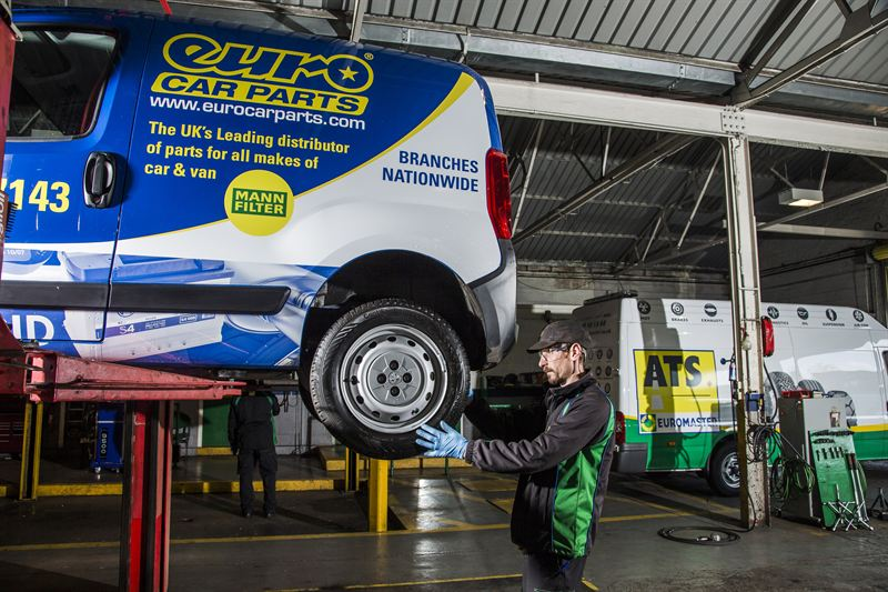 Euro Car Parts Turns To Ats Euromaster To Look After Its Tyres Ats