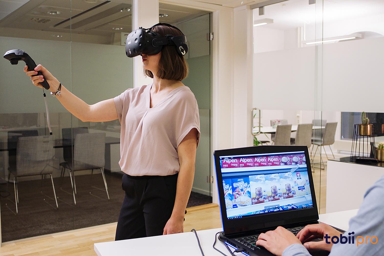 Tobii Pro Brings Eye Tracking Analytics to VR