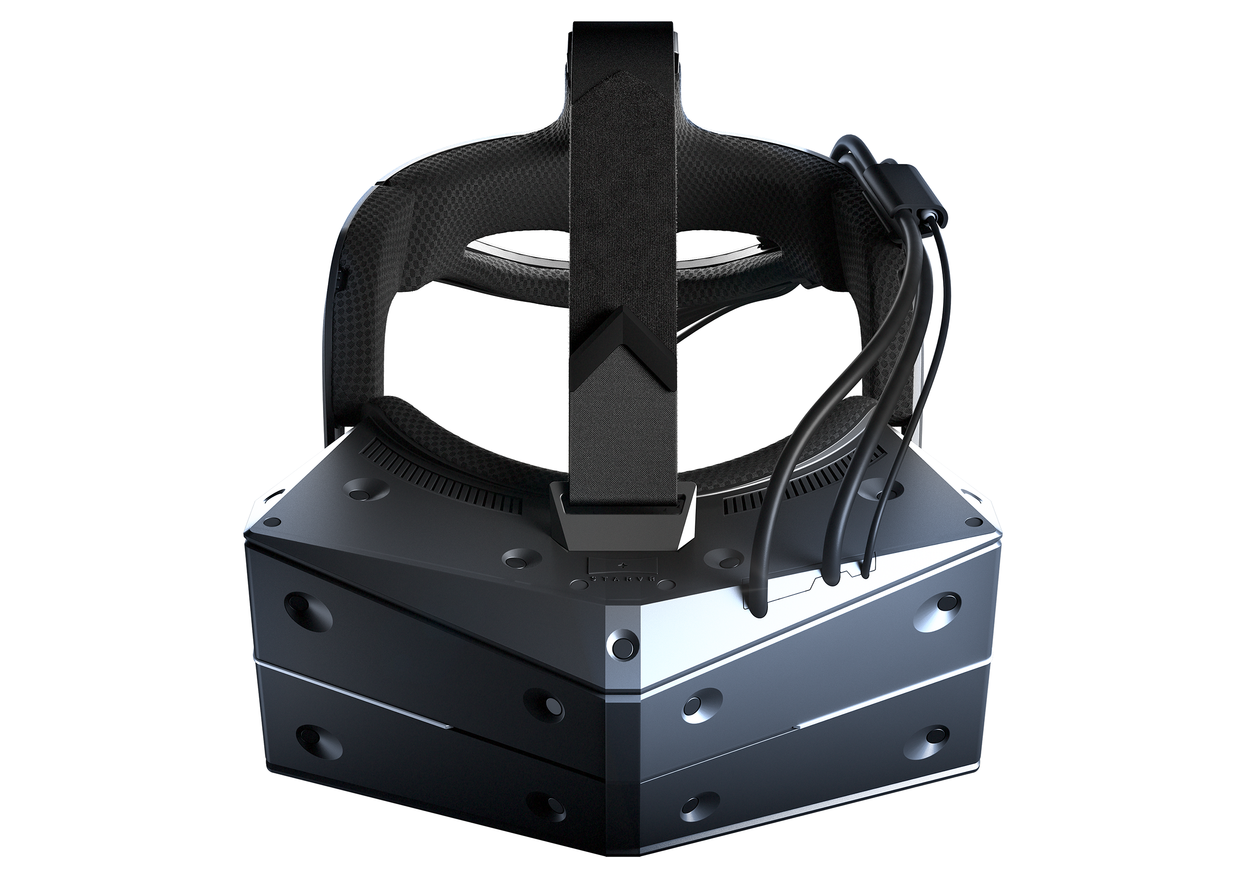 StarVR Unveils Advanced Virtual Reality Headset with Integrated