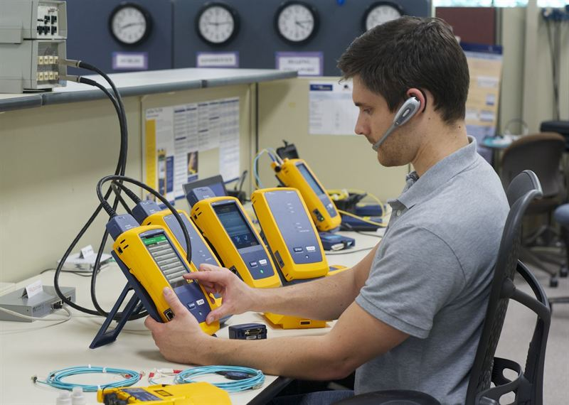 New Fluke Networks Family of Certification Tools Improve