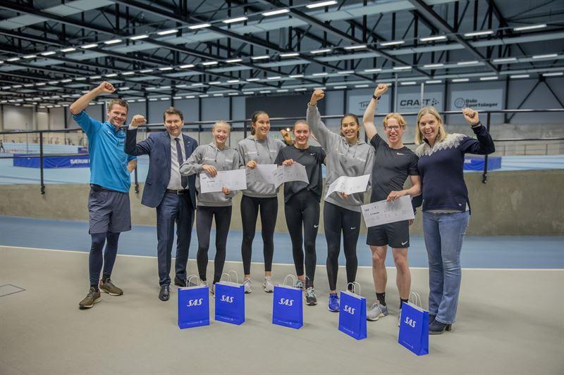 SAS Future Olympians IL Tyrving NIF 1