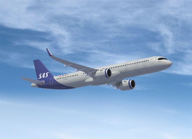SAS A321LR 1