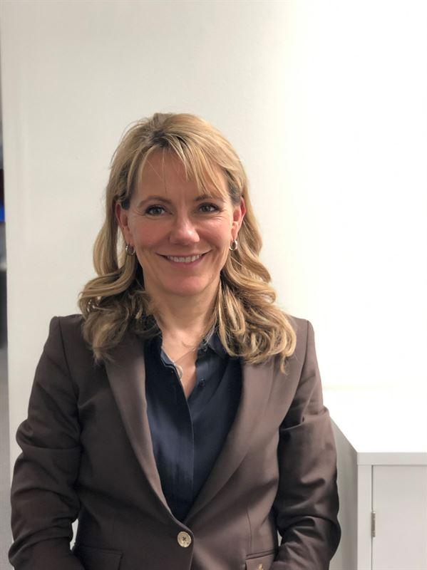 Charlotte Svensson CIO