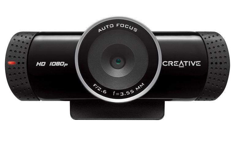 b1c26e3c889 Creative Announces Live! Cam Connect HD 1080 and Live! Cam Sync HD Web  Cameras