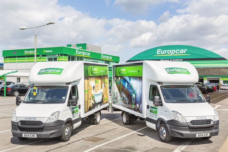 Europe Car: Europcar's New Dailys Can Handle