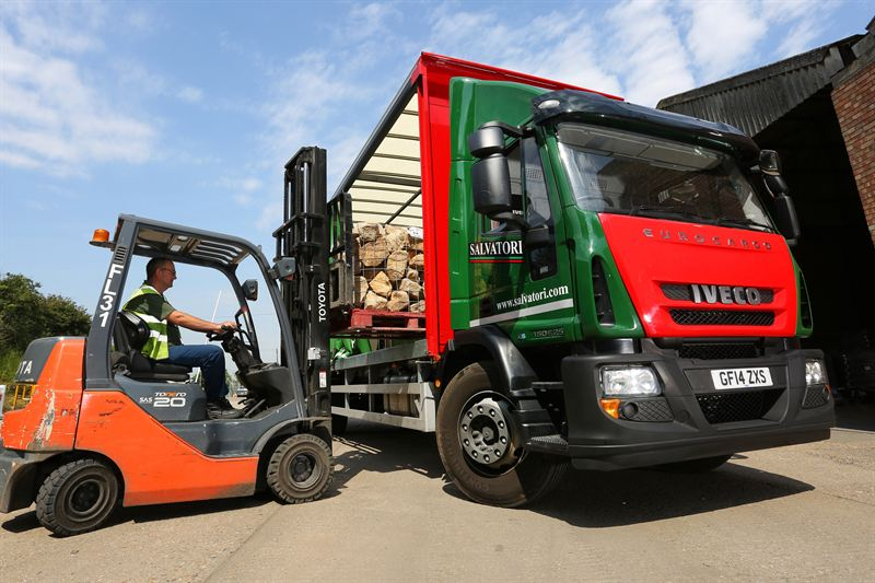 Salvatori fleet grows with the addition of Euro VI Iveco