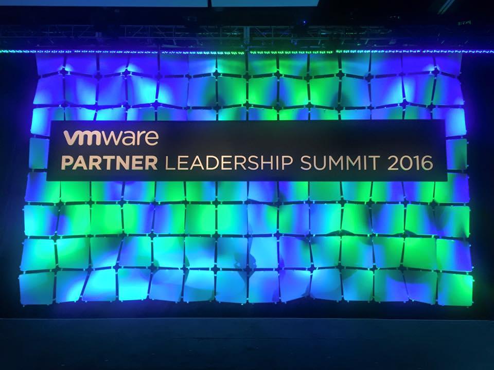 VMware Partner Leadership Summit