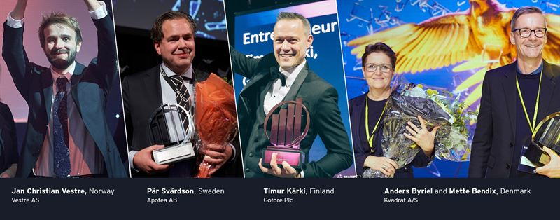 Nordic Winners 2020