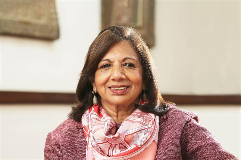 Dr Kiran MazumdarShaw