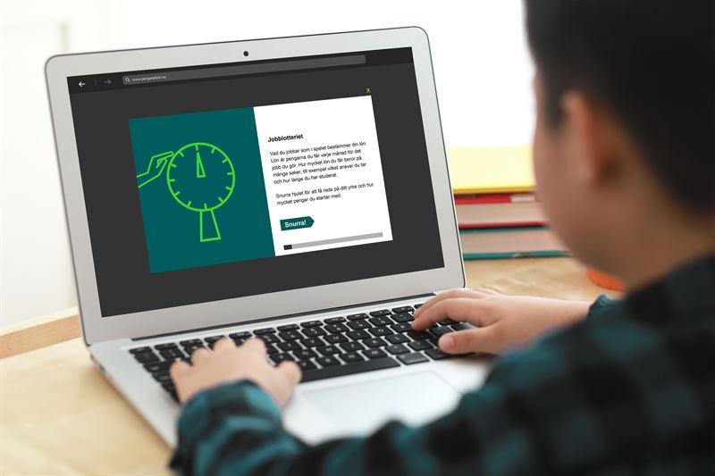 Pengalabbet webbaserat spel om vardagsekonomi som kan spelas frn datorn surfplattan och mobilen