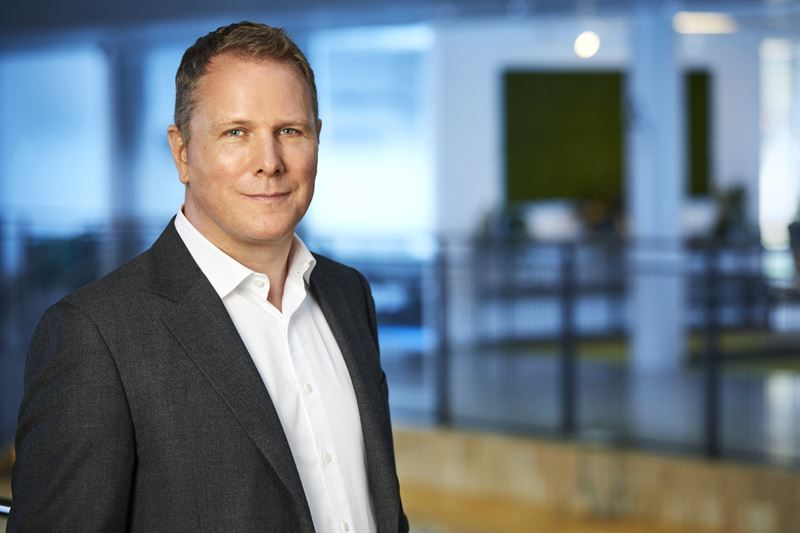 President and CEO of Tele2