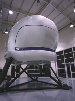 TRU Simulation + Training to Deliver Boeing 737NG Flight
