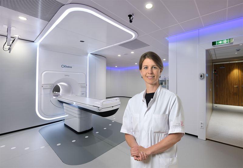Dr Marlies Nowee Radiation Oncologist at NKI-AvL and Elekta