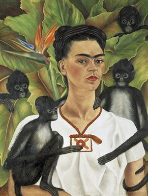New Arken Show Looks Behind The Frida Kahlo Myth Danish Agency For