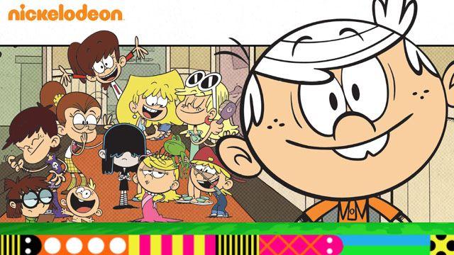 Willkommen bei den Louds - Nickelodeon zeigt neue