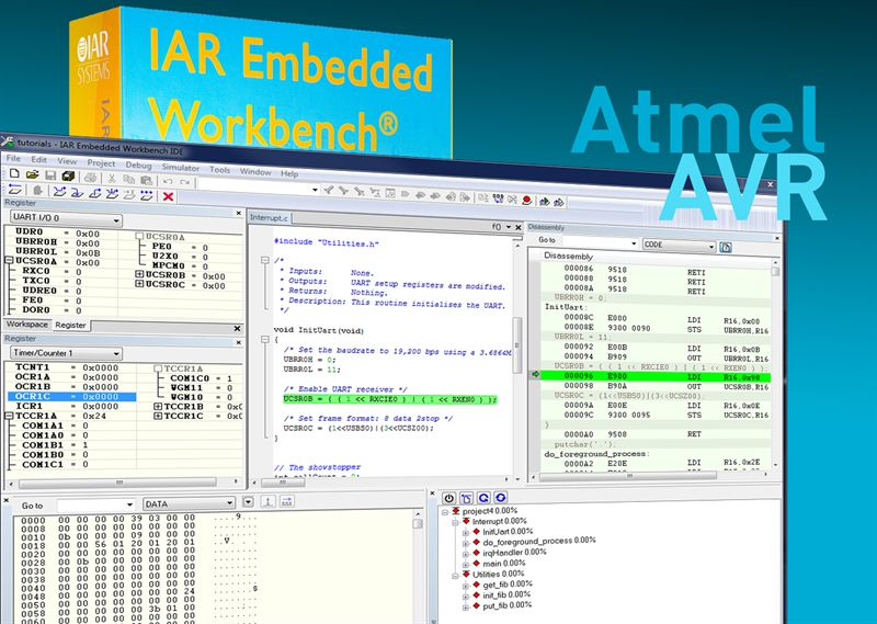 IAR Systems further improves ease of use for developers of