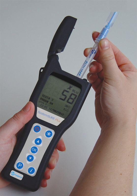 SystemSURE Plus - för snabb rengöringskontroll - Food Diagnostics 54e7282651448