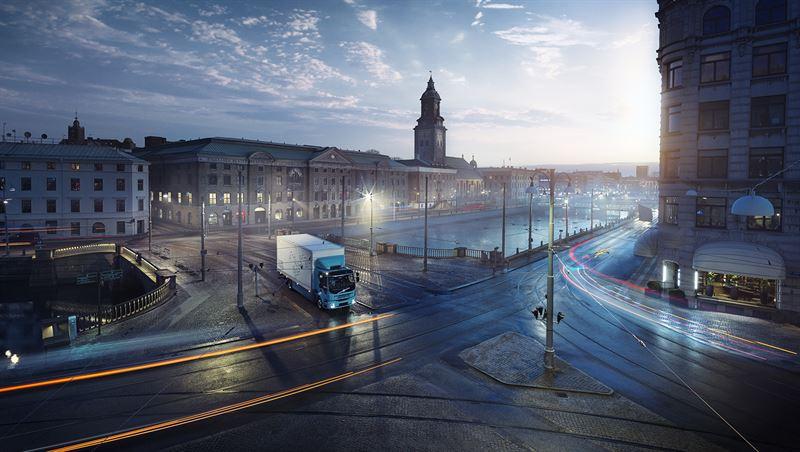 Volvo Group Venture Capital investerar i trådlös laddning - AB Volvo
