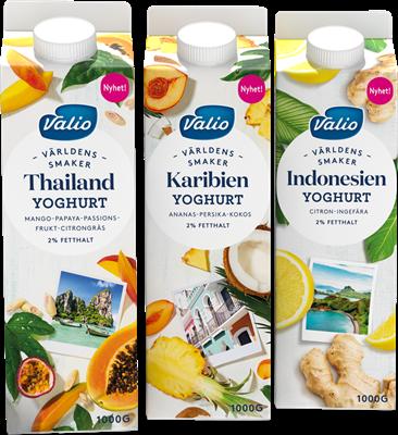 alternativ till yoghurt