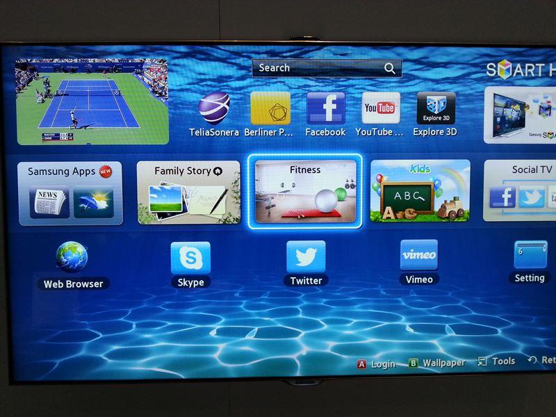Teliasonera And Samsung Launch Iptv Solution For Smart Tv