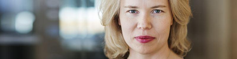Anna Weigelt analyschef p AFA Frskring