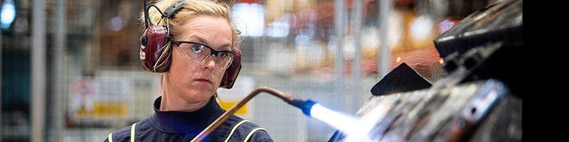 Industri produktionstekniker Foto Teknikfretagen Jonas Bilberg