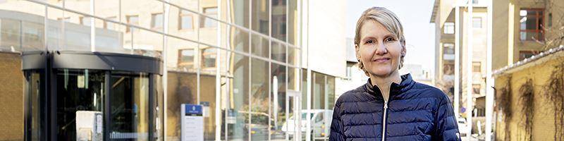 Maria berg docent i neurobiologi Gteborgs universitet