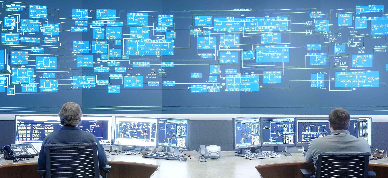 ABB control-room - ABB