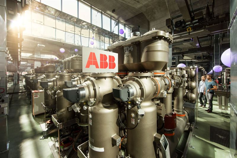 ABB wins $40 million order for eco-efficient substation in