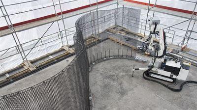 ABB Robotics automation in construction rebar 1