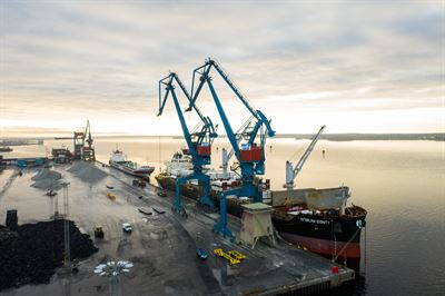 ABB, Uniper Sverige och Luleå hamn samarbetar i satsning på vätgas i norra Sverige