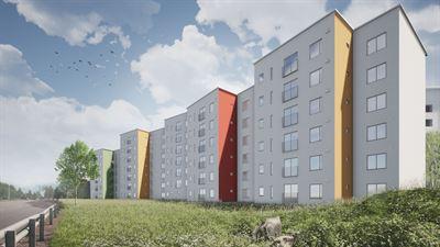 Peab bygger bostäder i Uleåborg