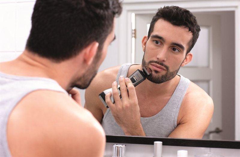 trimmer skägg
