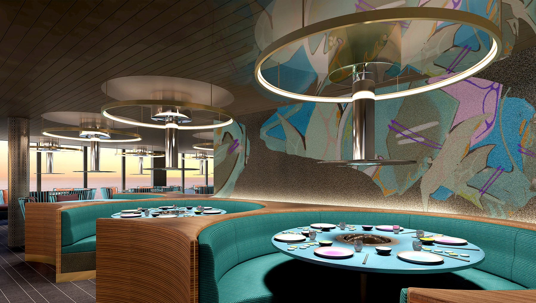 Halton To Deliver Design Hoods For A New Luxury Cruise Ship