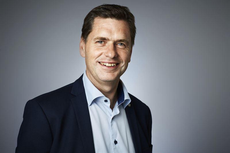 Roger S Johansson Business Area Manager for Svenska Skogsplantor