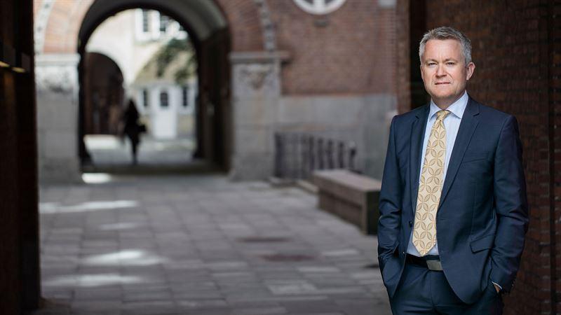 CEO Flemming Breinholt